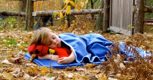 Taking Children's Sleep Time Outside In Early Childhood Settings