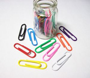 Paper Clip Counting