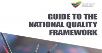 Guide To The National Quality Framework Has Been Updated