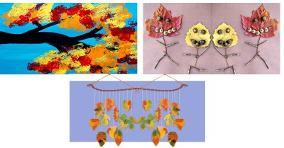 Autumn Crafts For Toddlers and Preschoolers
