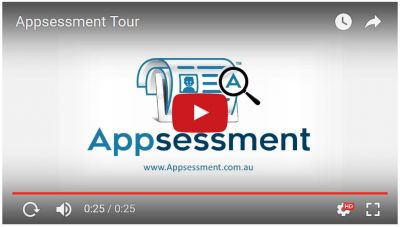 Take A Virtual Tour Of Appsessment