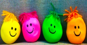 Stress Ball Balloons