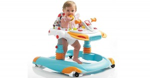 Baby Walkers Cause Injuries To Over 230,000 Young Children