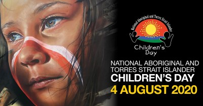 Celebrate National ATSI Children's Day On 4th August