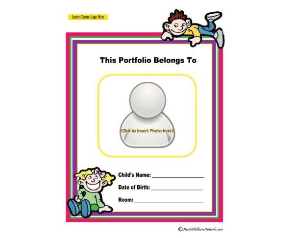 Portfolio Coverpage - Aussie Childcare Network